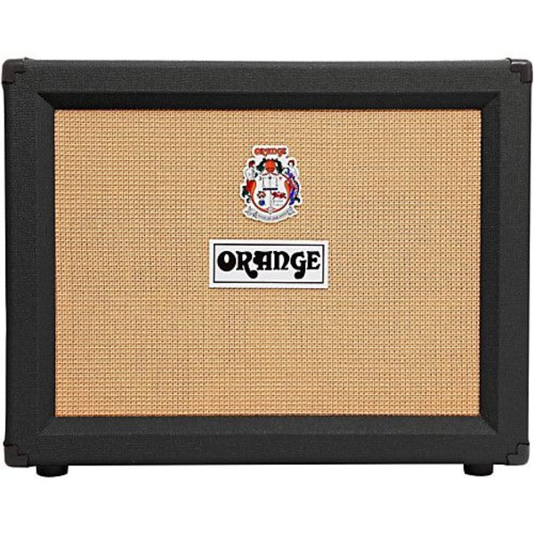 Orange Orange Crush Pro CR120C Black 120 Watt 2x12'' Voice of the World combo, Rockerverb voiced, 3 voice reverb