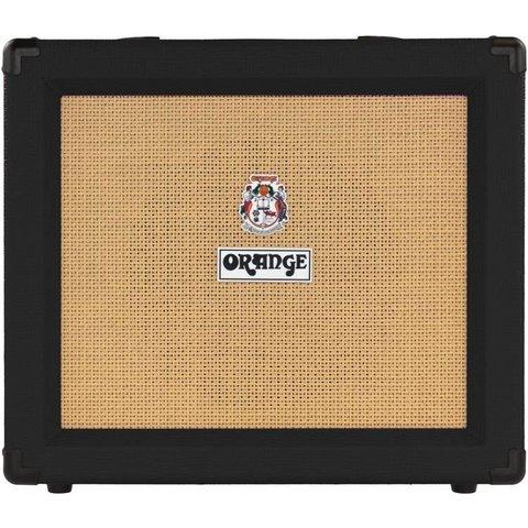 "Orange Crush CRUSH35RT Black 35 Watt, 4 Stage Pre, Reverb & Tuner, Channel Switching, FX loop, Aux in,10"" Spkr"