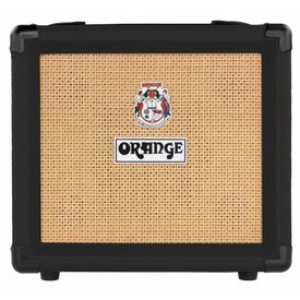 "Orange Orange CRUSH12 Black 12 Watt 3 Stage Preamp EQ OD Cab-Sim VOTW 6"" Speaker"