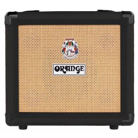 "Orange CRUSH12 Black 12 Watt 3 Stage Preamp EQ OD Cab-Sim VOTW 6"" Speaker"
