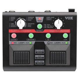 Vox Vox VLL1 Guitar Looper Multi-Effects Pedal