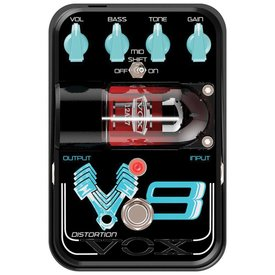 Vox Vox TG1V8DS Tone Garage Distortion Pedal