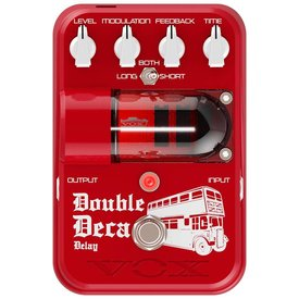 Vox Vox TG2DDDL Tone Garage Double Deca Delay Pedal