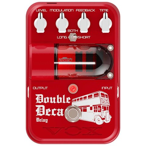 Vox TG2DDDL Tone Garage Double Deca Delay Pedal