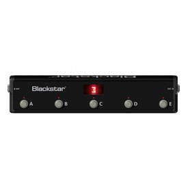 Blackstar Blackstar IDFS12 5-Button Footswitch for IDCORE100 and IDCORE150