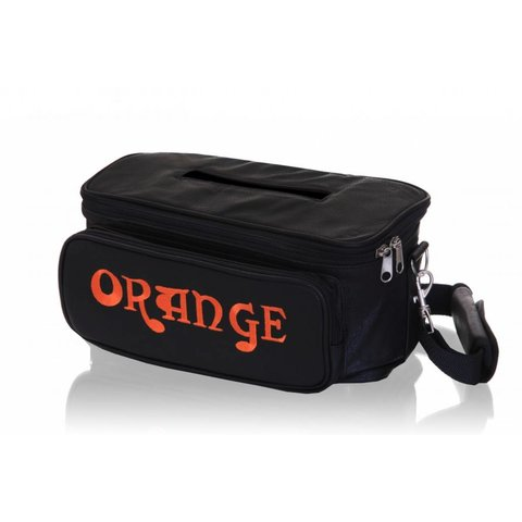 Orange GIG BAG SMALL Soft gig bag w/ strap for Terror Series heads, Fits Bass Terror Series heads as well