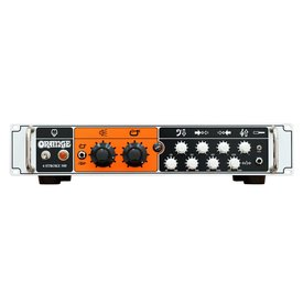 Orange Orange 4 Stroke 300 300 watt, class AB, active 4 band parametric EQ, footswitchable class A compression, bal DI