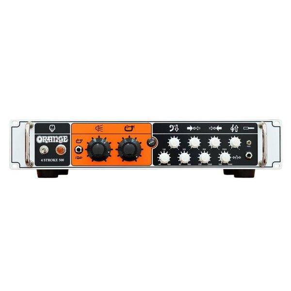 Orange Orange 4 Stroke 300 300 watt, class AB, active 4 band parametric EQ, footswitchable class A compression, bal DI