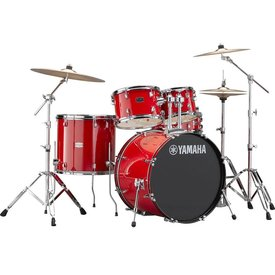 Yamaha Yamaha RDP2F5RD Hot Red Rydeen Bd22X16 Ft16X16 Tt12X8 10X7 Sd14X5.5 Cl940Lb(X2)