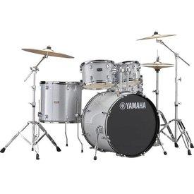 """Yamaha Yamaha RDP2F5SLG Silver Glitter Rydeen: Bd22""""X16""""/Ft16""""X16""""/Tt12""""X8""""/10""""X7""""/Sd14""""X5.5"""" Cl940Lb(X2) - One Box"""
