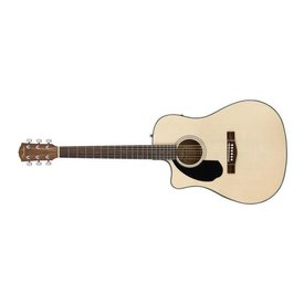 Fender Fender CD-60SCE Left-Hand, Natural