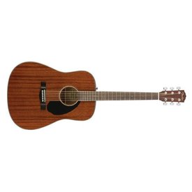 Fender Fender CD-60S All Mahogany, Natural