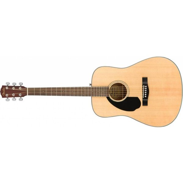 Fender Fender CD-60S Left-Hand, Natural