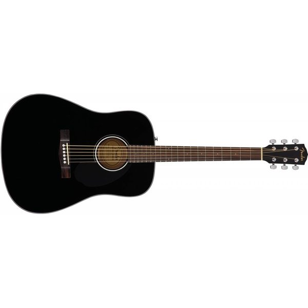 Fender Fender CD-60S, Black