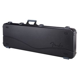 Fender Fender Deluxe Molded Bass Case, Black