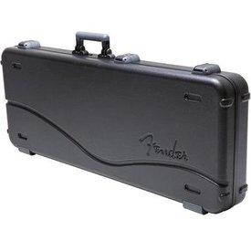 Fender Fender Deluxe Molded Jaguar/Jazzmaster Case, Black