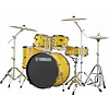 "Yamaha RDP2F56WYL Mellow Yellow Rydeen 5Pc Drum Set Hw-680W 22"" Bd Config"