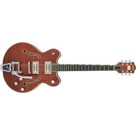 Gretsch Guitars Gretsch G6609TFM-BBN Broadkaster Bourbon W/Case
