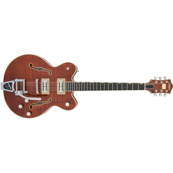 Gretsch Guitars Gretsch G6609TFM-BBN Broadkaster Bourbon W/Case