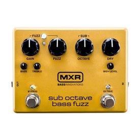 MXR Dunlop M287 Mxr Sub Octave Bass Fuzz