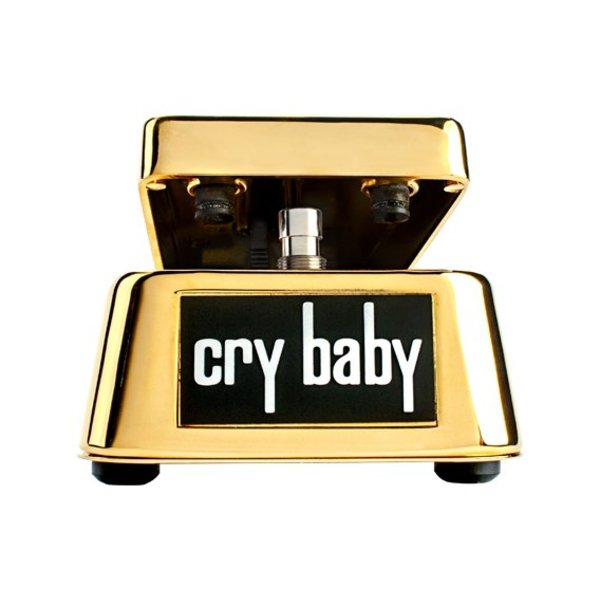 Dunlop Dunlop GCB95G Gold Crybaby Pedal