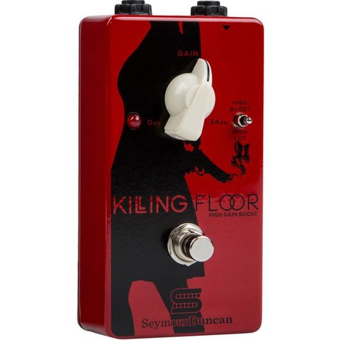 Seymour Duncan 11900-011 Killing Floor High Gain Boost Pedal