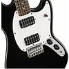 Squier Bullet Mustang HH, Rosewood Fingerboard, Black