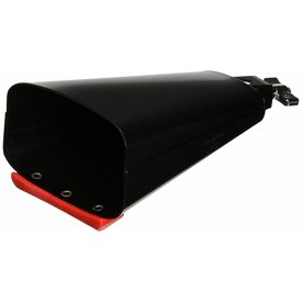 LP Latin Percussion LP008N Rock Ridge Rider Cowbell with New Eye Bolt Mounting System Red Ridge