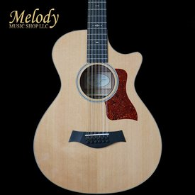 Taylor Used Taylor 552ce 12-Fret 12-String Grand Concert Acoustic/Elect Guitar Natural