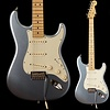 Used Fender American Deluxe Strat Plus Maple Fingerboard Mystic Ice Blue