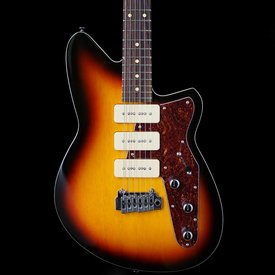 Reverend Reverend Jetstream 390 3 Tone Sunburst