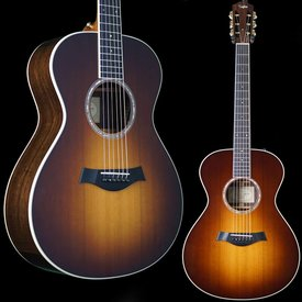 Taylor Used Taylor GC7 Sunburst Grand Concert 6-String Left Handed LH