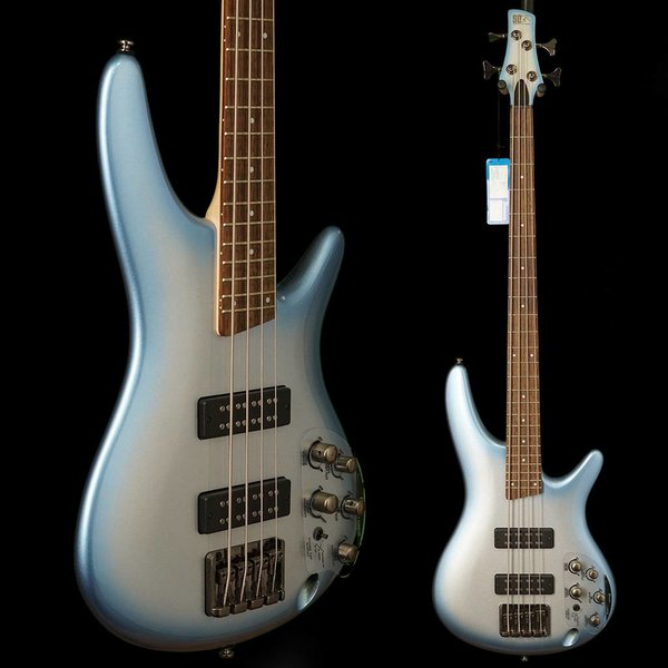 Ibanez Ibanez SR300ESMB SR Soundgear Electric Bass Guitar Seashore Metallic Burst