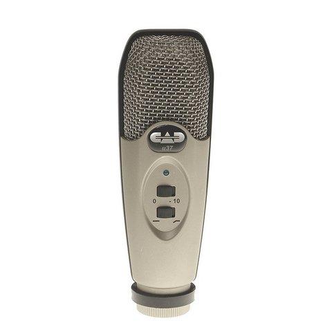 CAD U37SEG USB Studio Condenser Vocal Recording Microphone