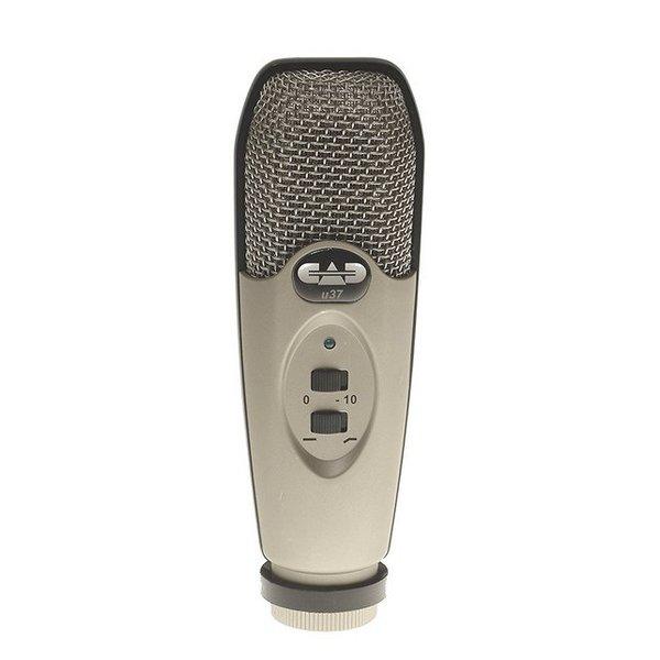 CAD CAD U37SEG USB Studio Condenser Vocal Recording Microphone