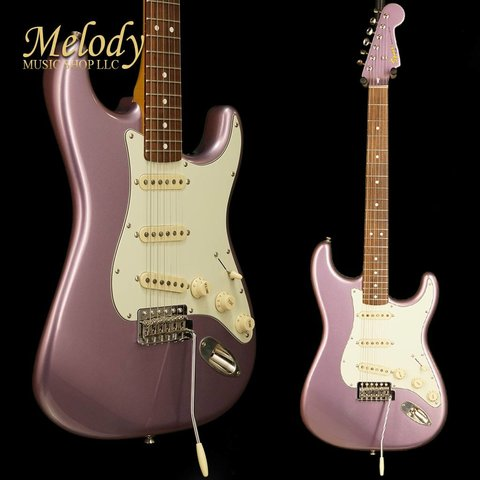 Fender Classic Vibe Stratocaster 60s Burgandy Mist with Rosewood Fingerboard