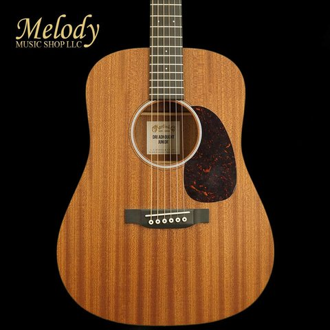 Martin D Jr 2E Sapele Junior w/ Deluxe Bag