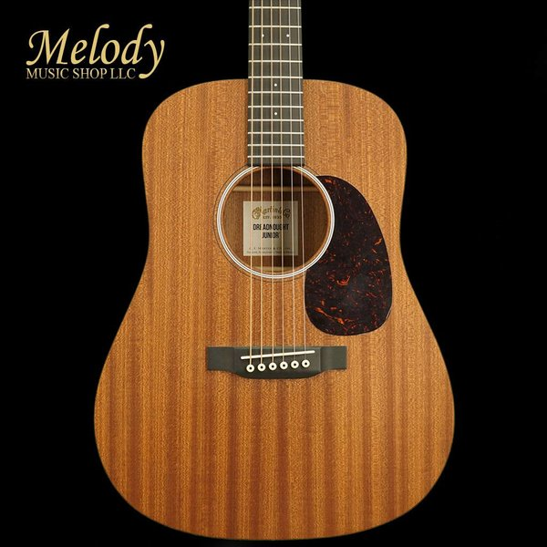Martin Martin D Jr 2E Sapele Junior w/ Deluxe Bag