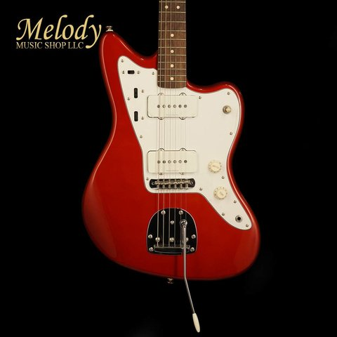 Vintage Modified Jazzmaster, Rosewood Fingerboard, Candy Apple Red