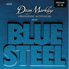 DeanMarkley Dean Markley Blue Steel Electric, Regular .010-.046