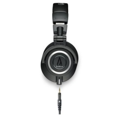 Audio Technica ATHM50x Closed-Back Dynamic Monitor Headphones