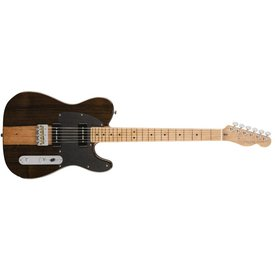 Fender 2017 Fender Limited Edition Malaysian Blackwood Telecaster® 90, Natural