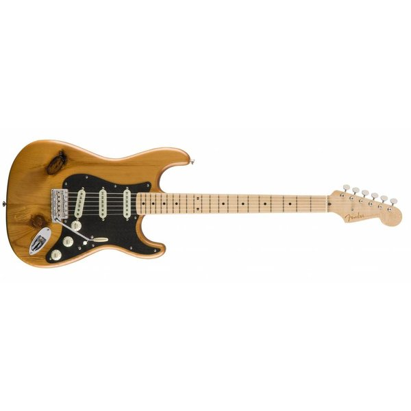 Fender 2017 Limited Edition American Vintage '59 Pine Stratocaster®, Natural