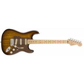 Fender 2017 Fender Limited Edition Shedua Top Stratocaster®, Natural