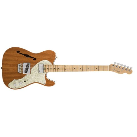 2017 Limited Edition American Elite Mahogany Tele® Thinline, Natural