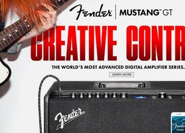 Mustang GT Amplifiers