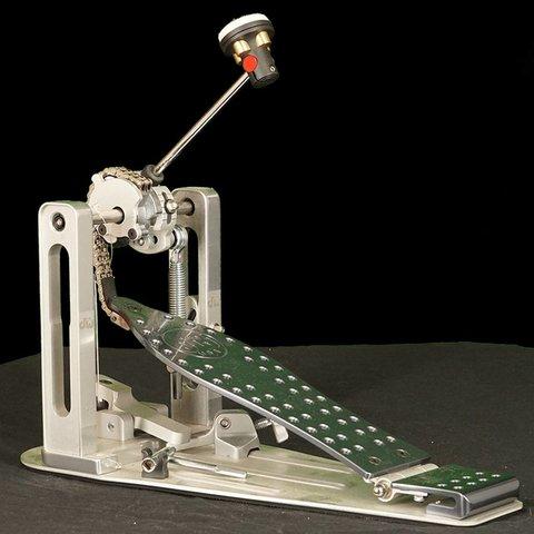 DW Machined Dual Chain Drive Single Pedal