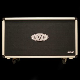 EVH 5150III 2X12 Cabinet, Ivory