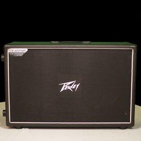 "Peavey Peavey 212-C 2 X 12"" 120W Guitar Cabinet"