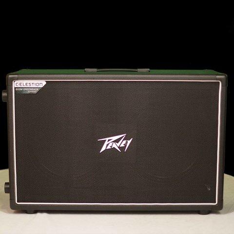 "Peavey 212-C 2 X 12"" 120W Guitar Cabinet"